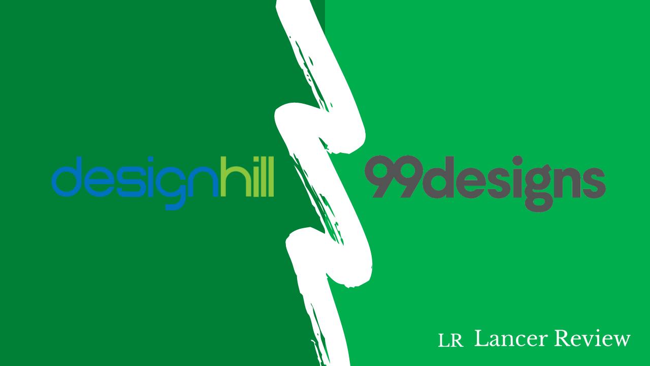 Designhill vs 99Designs