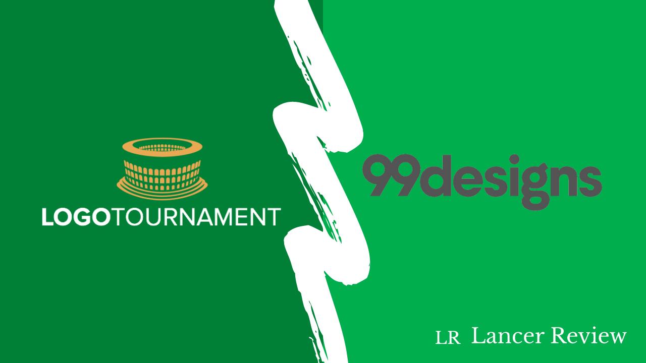 LogoTournament vs 99Designs
