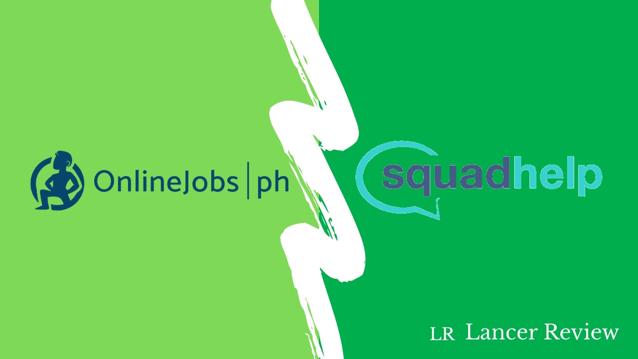 OnlineJobs.ph vs Squadhelp