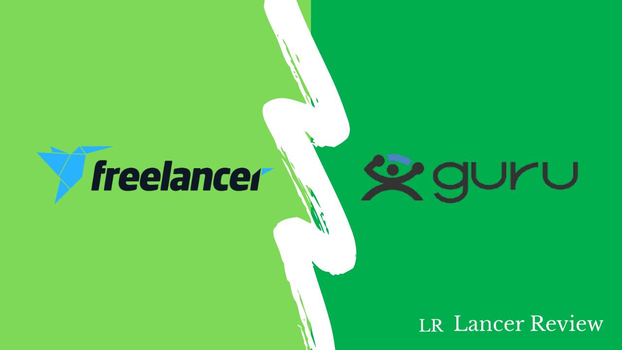 Freelancer vs. Guru