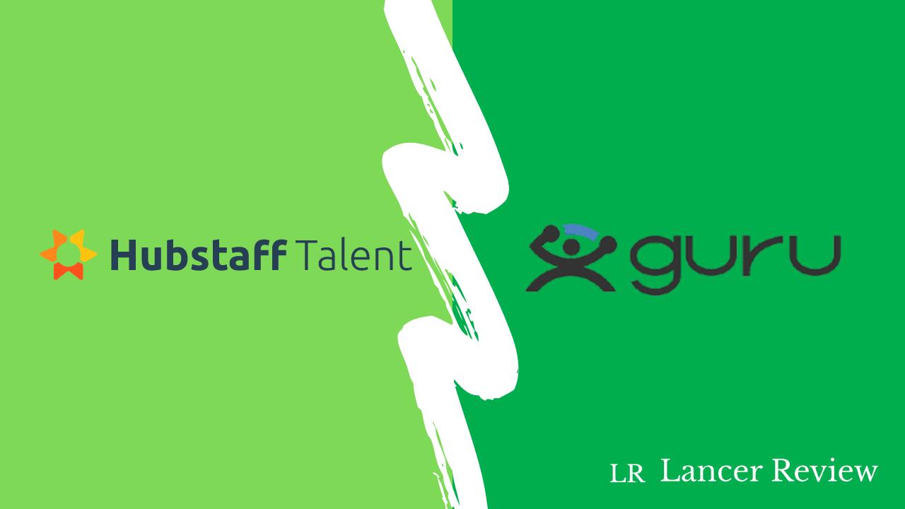 Hubstaff Talent vs. Guru