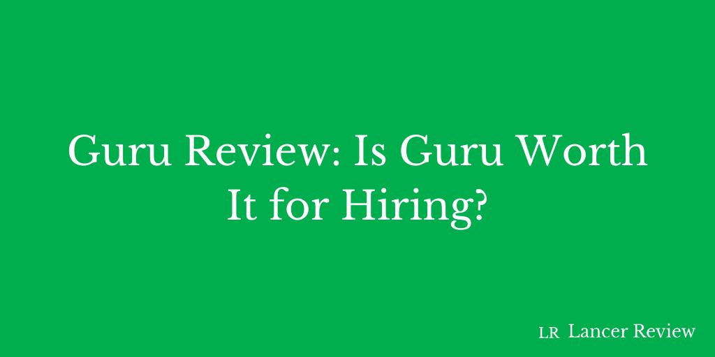 Guru Review