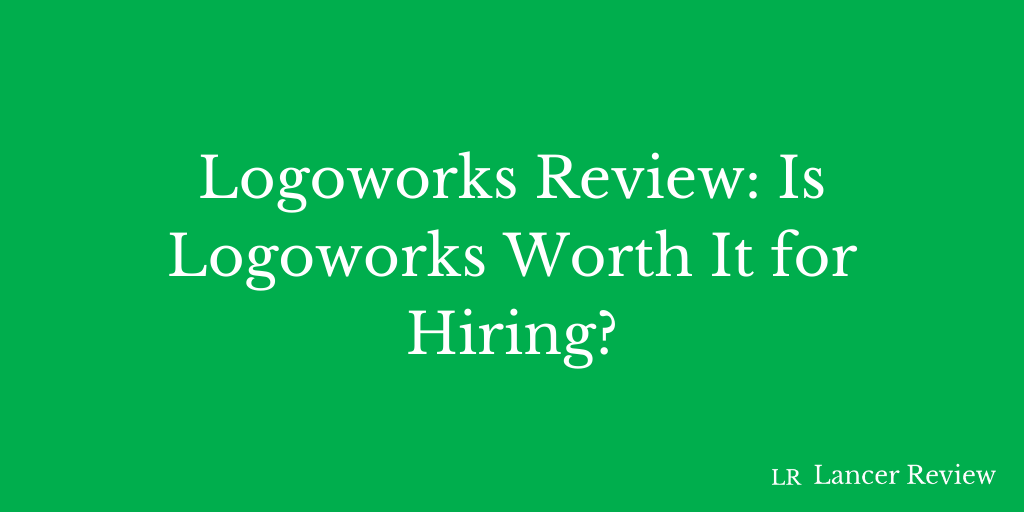 Logoworks Review