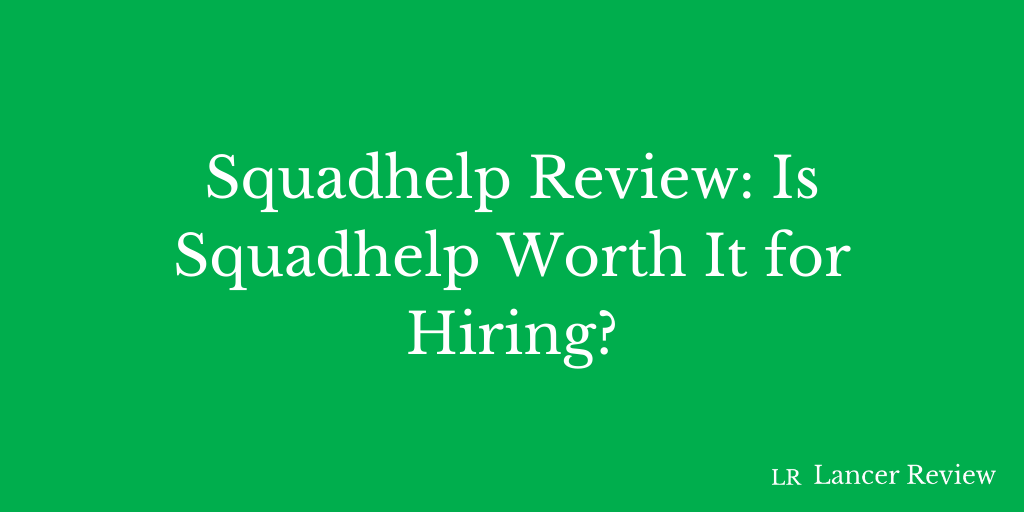 Squadhelp Review