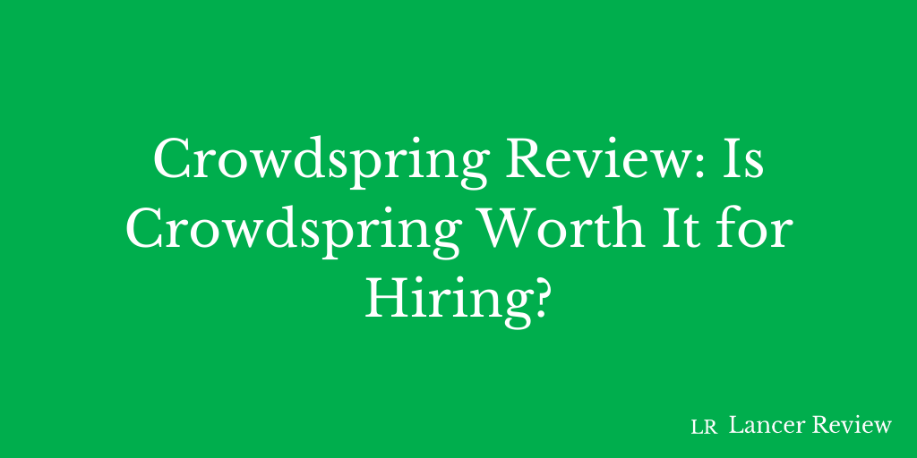 Crowdspring Review