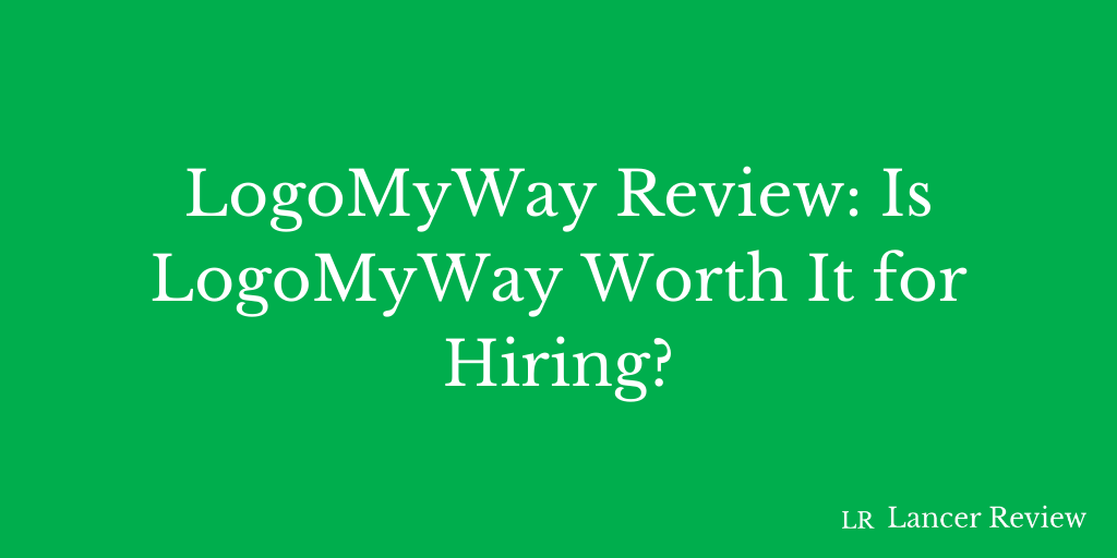 LogoMyWay Review