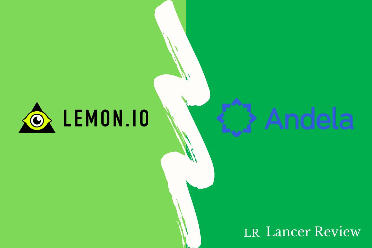Lemon.io vs Andela