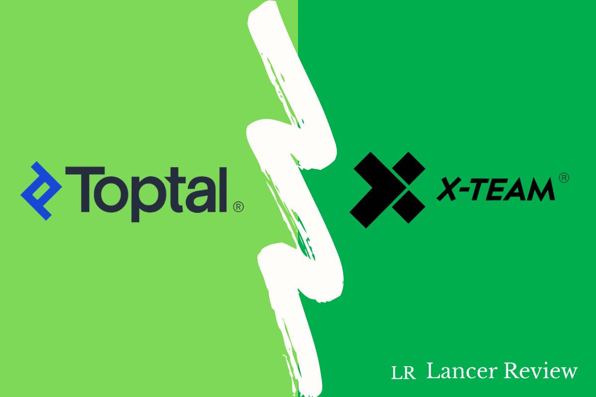 Toptal vs X-Team