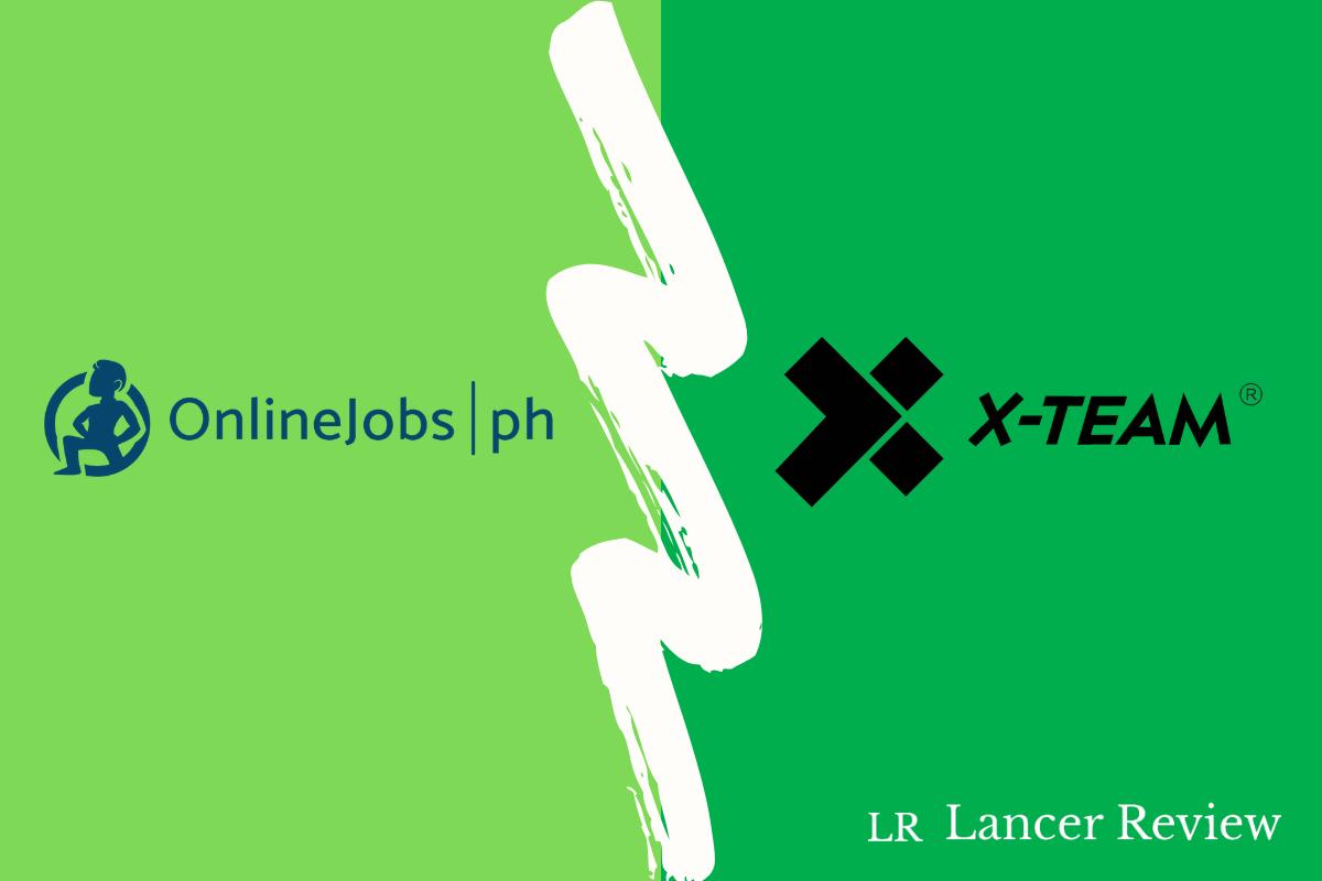 OnlineJobs.ph vs X-Team