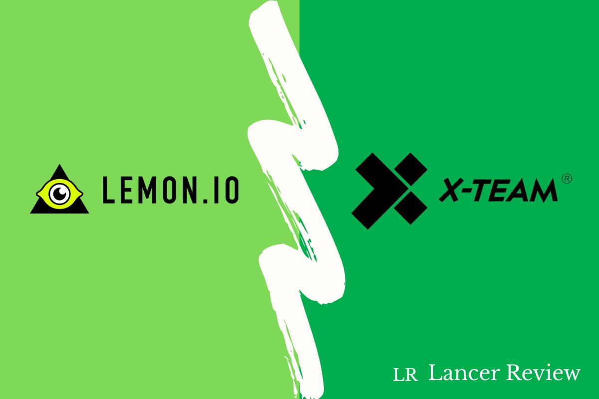 Lemon.io vs X-Team