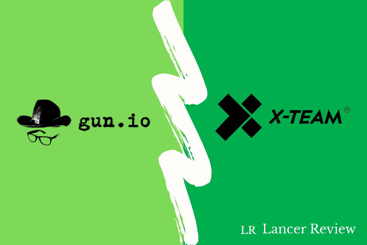 Gun.io vs X-Team