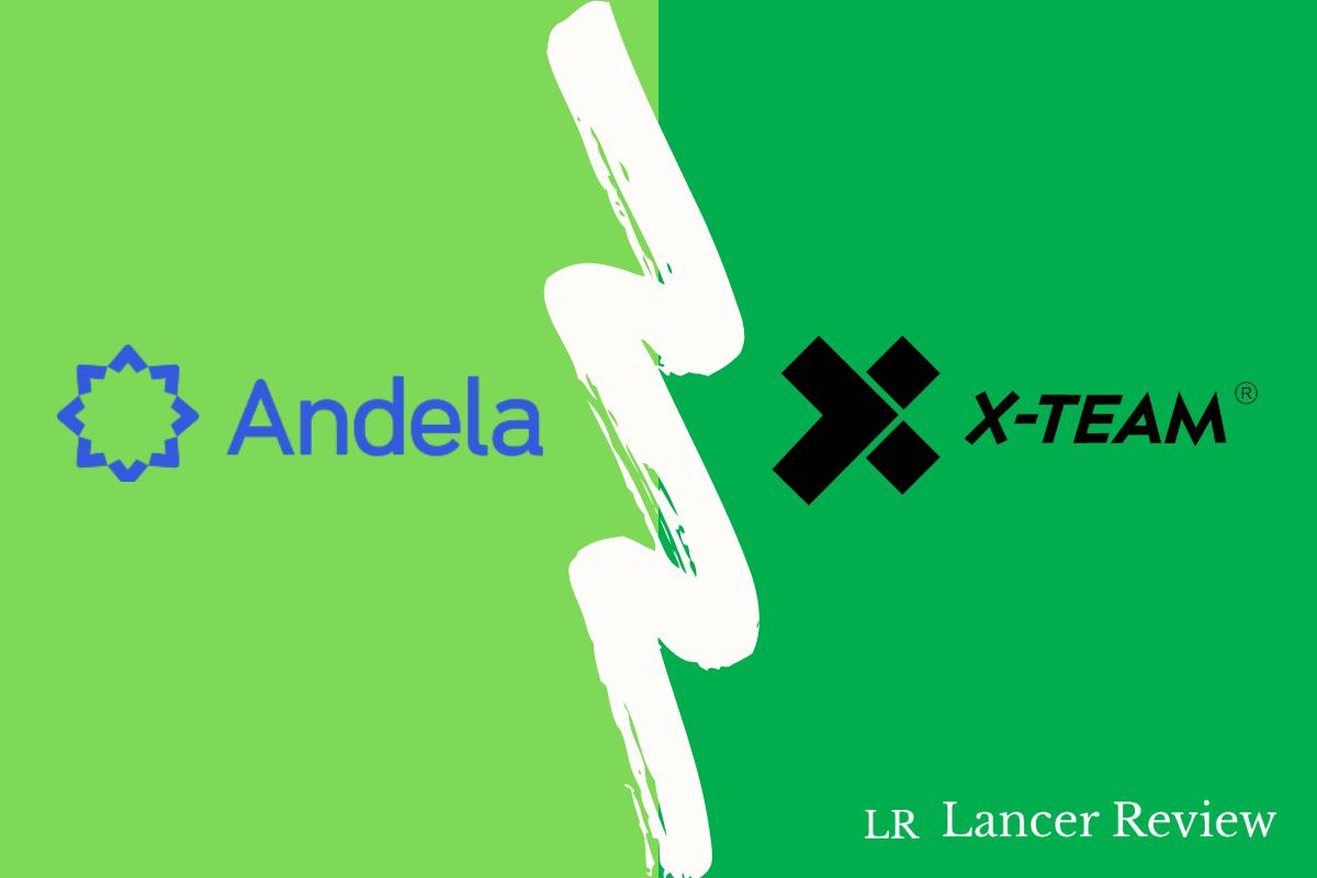 Andela vs X-Team