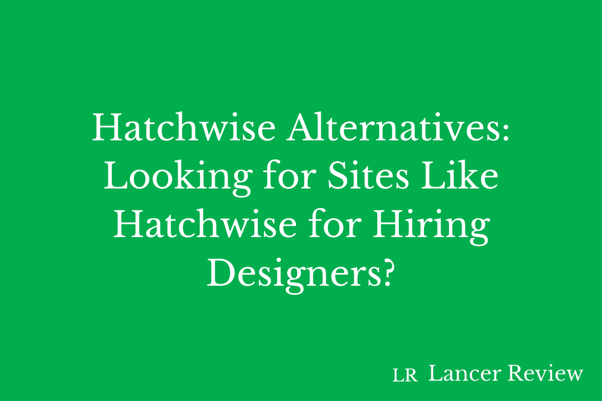 Hatchwise Alternatives