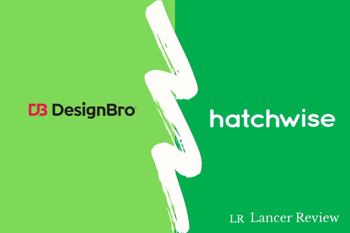 DesignBro vs Hatchwise