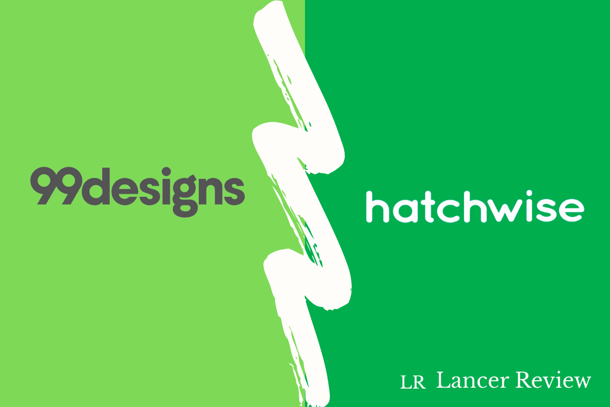 99Designs vs Hatchwise