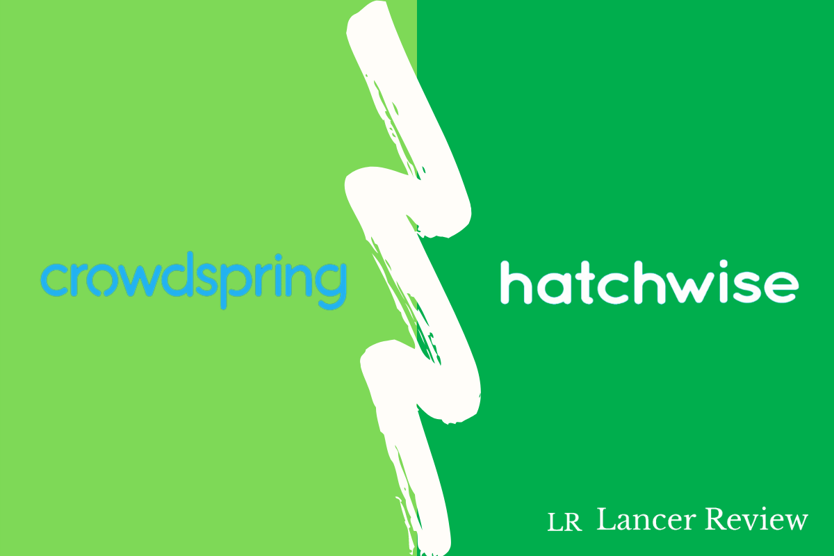 Crowdspring vs Hatchwise