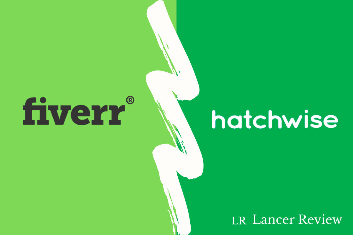 Fiverr vs Hatchwise