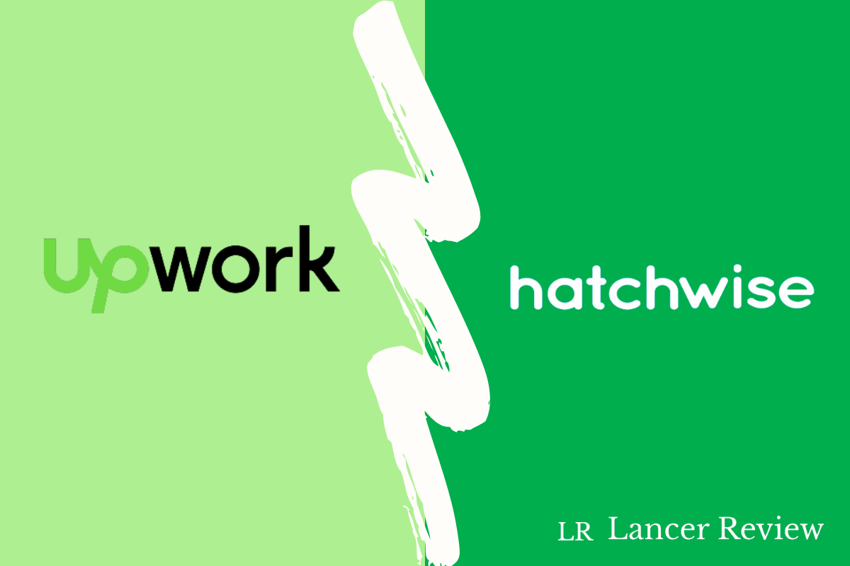 Upwork vs Hatchwise