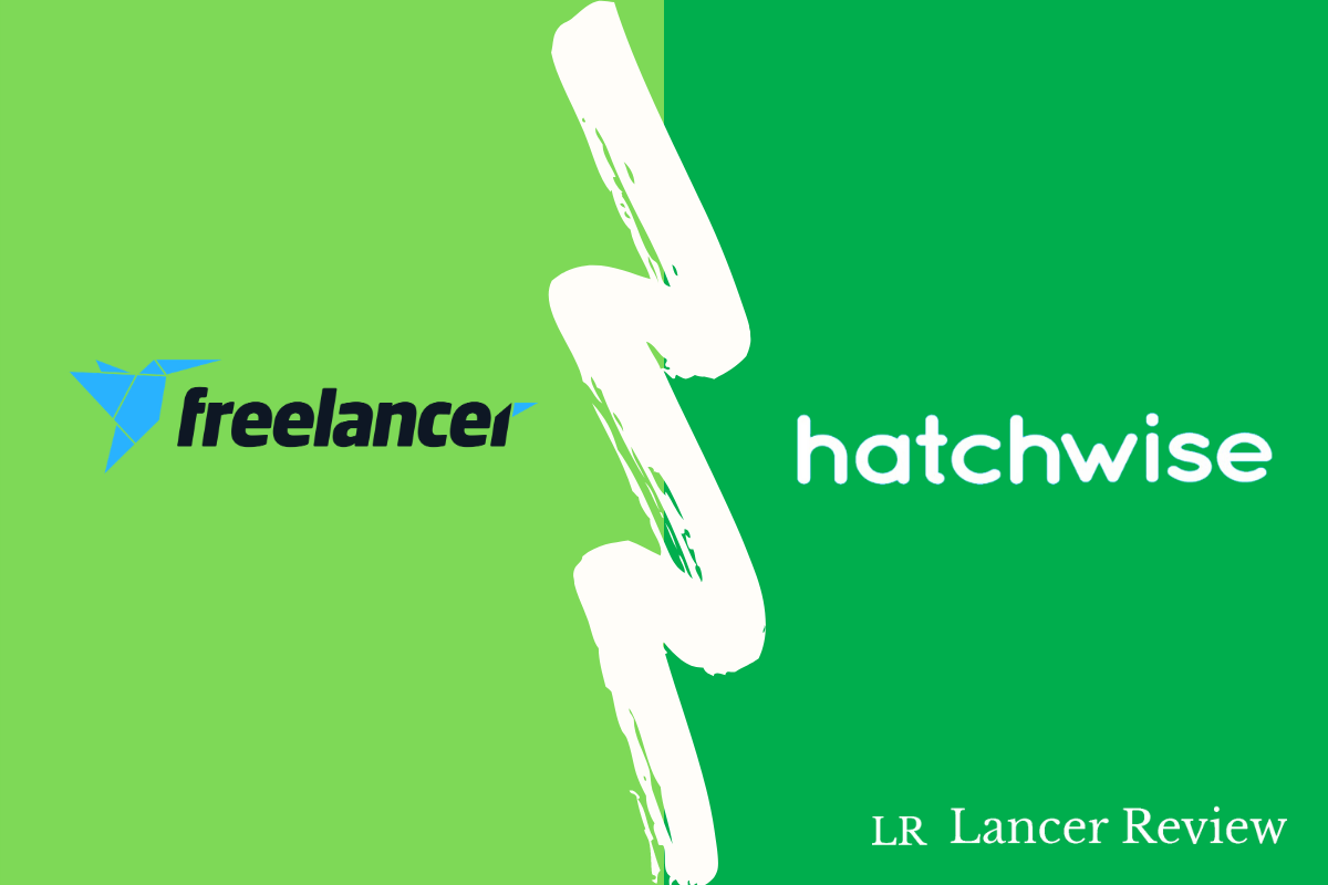 Freelancer vs Hatchwise