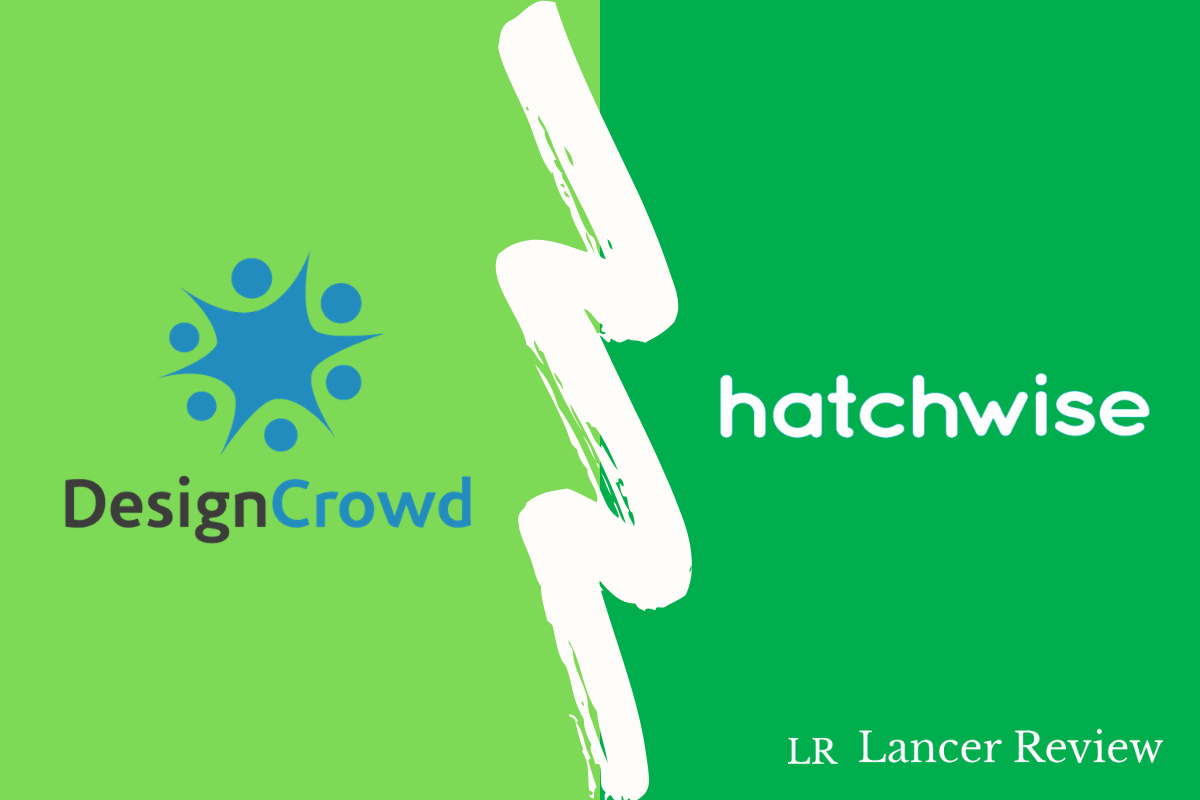 DesignCrowd vs Hatchwise