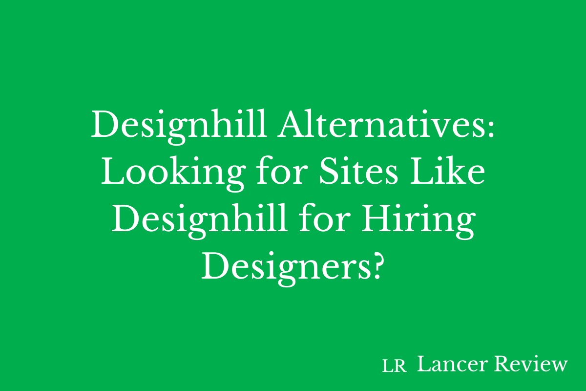 Designhill Alternatives