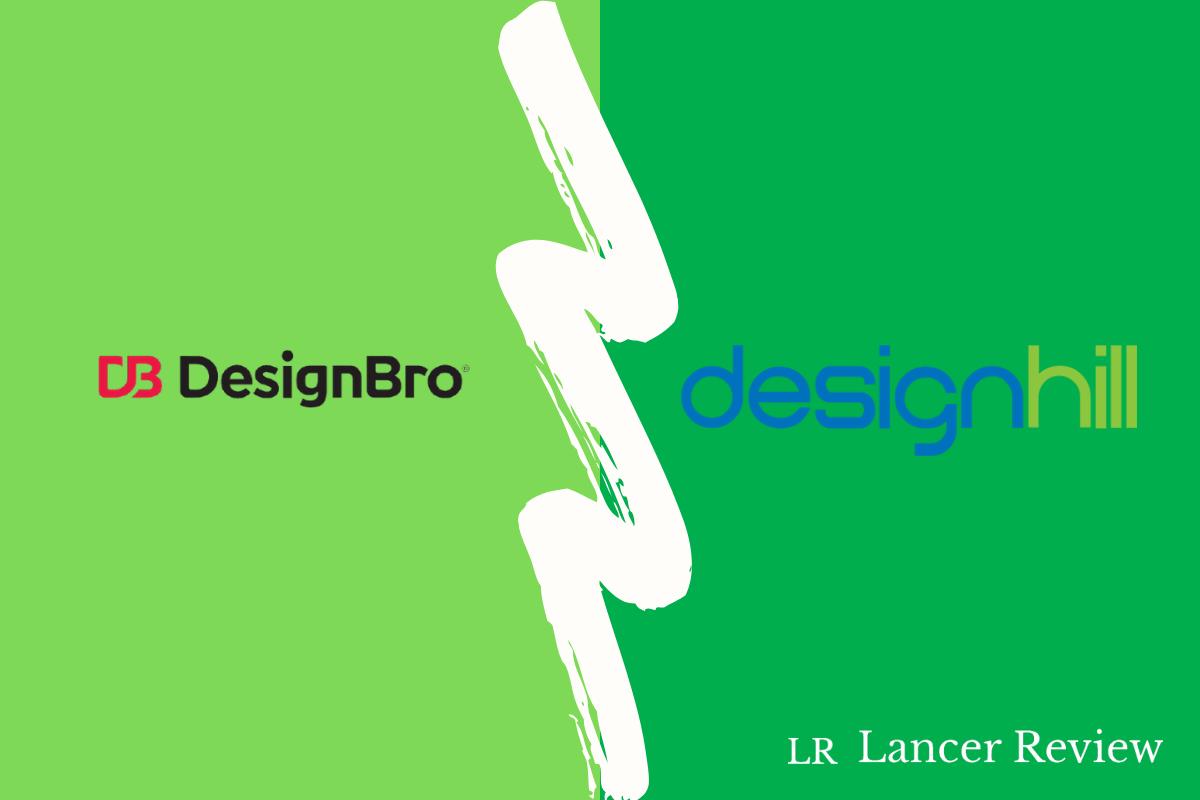DesignBro vs Designhill