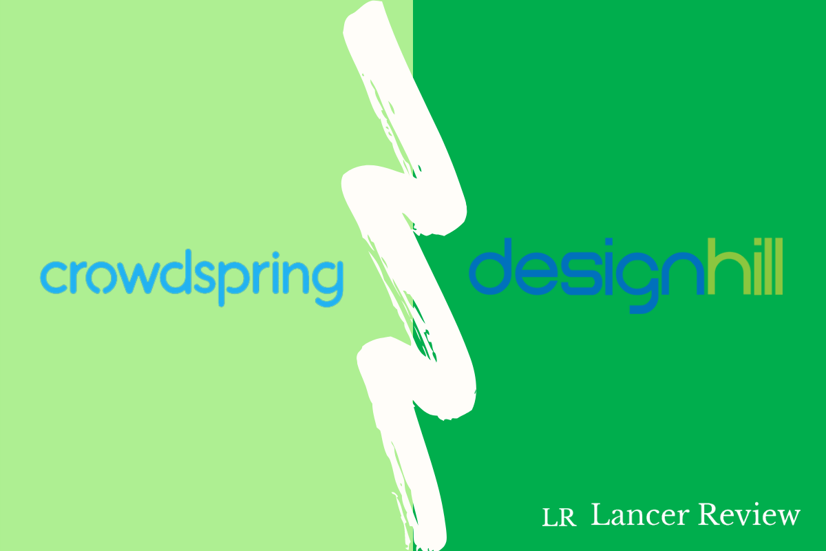 Crowdspring vs Designhill