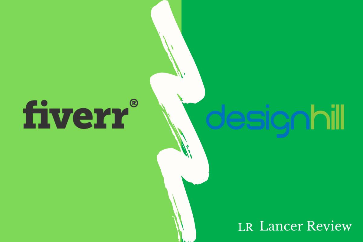 Fiverr vs Designhill