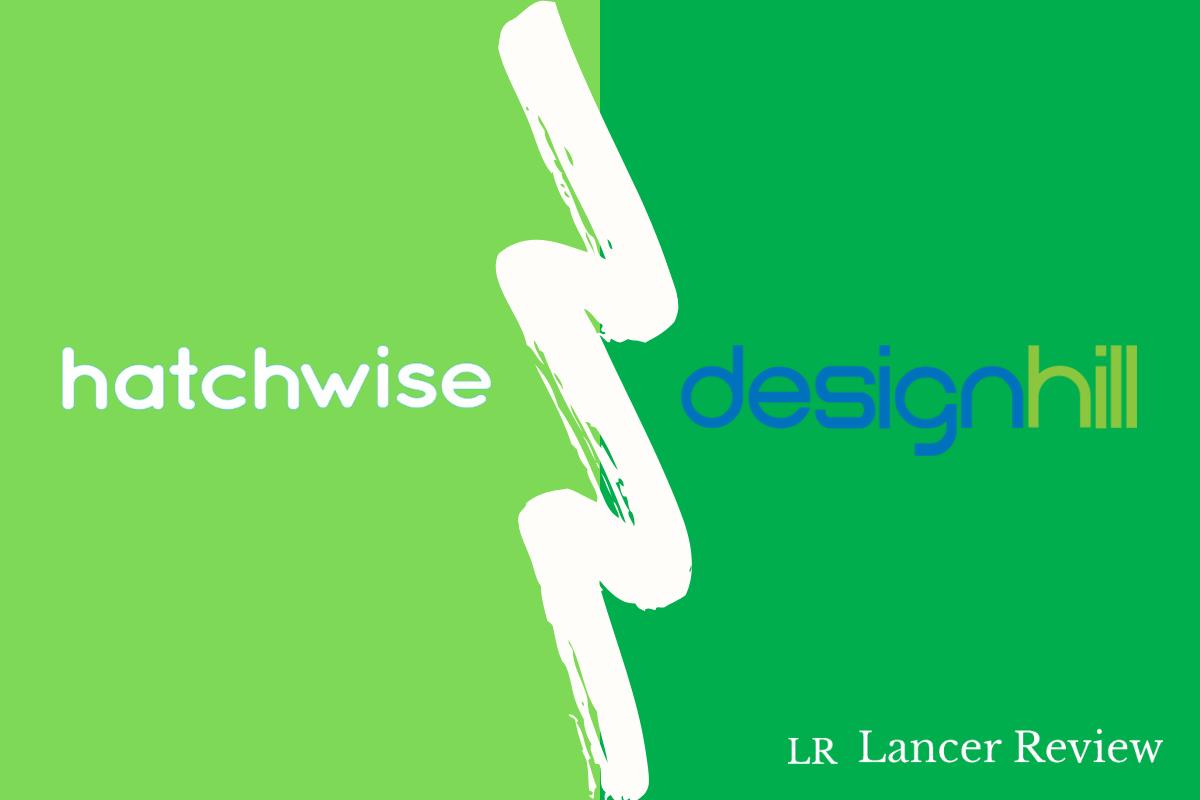 Hatchwise vs Designhill