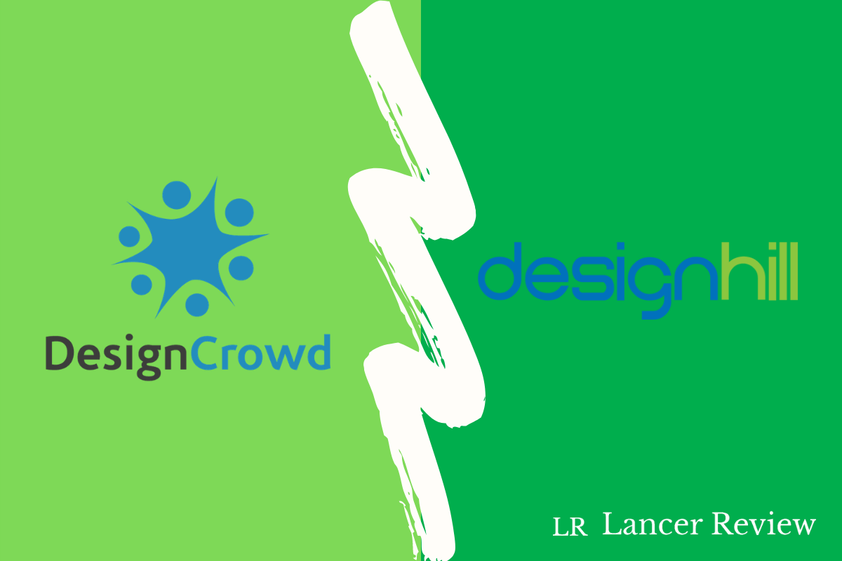 DesignCrowd vs Designhill