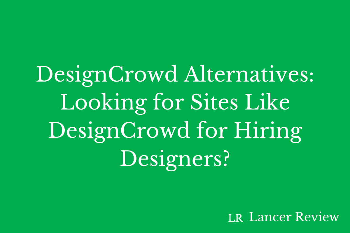 DesignCrowd Alternatives