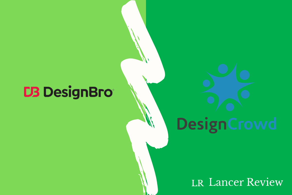 DesignBro vs DesignCrowd
