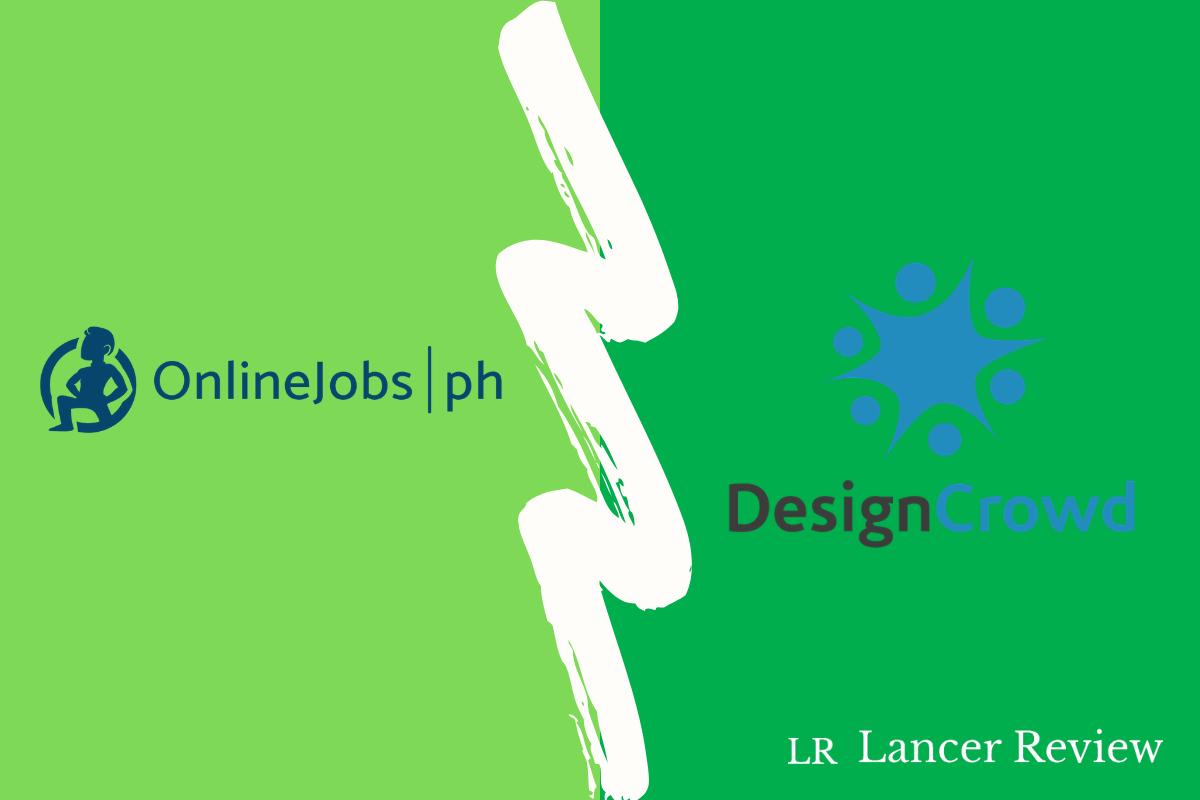 OnlineJobs.ph vs DesignCrowd