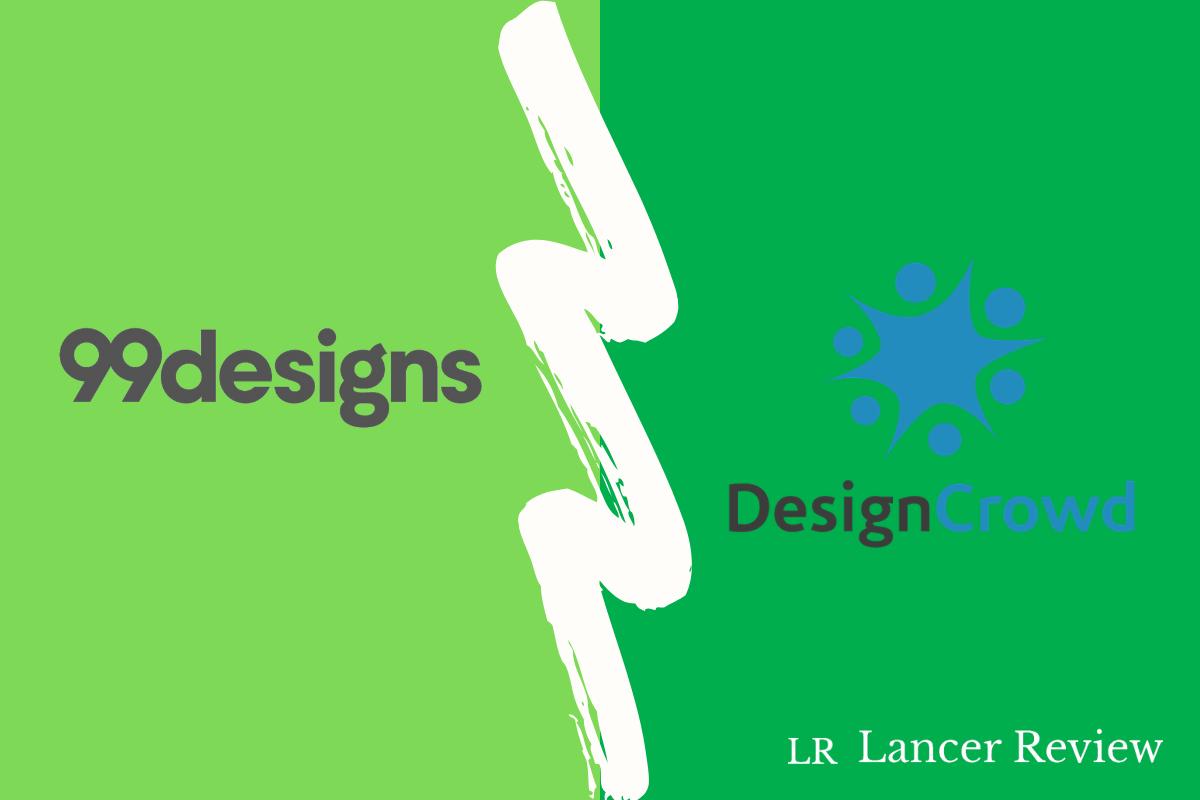 99Designs vs DesignCrowd