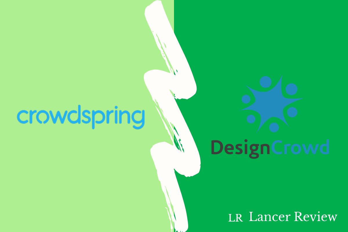 Crowdspring vs DesignCrowd