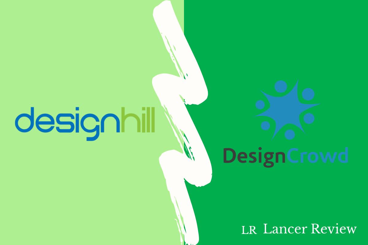 Designhill vs DesignCrowd