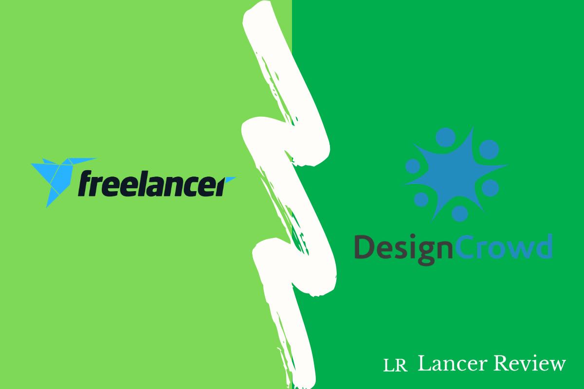 Freelancer vs DesignCrowd