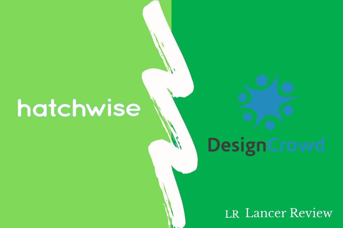 Hatchwise vs DesignCrowd