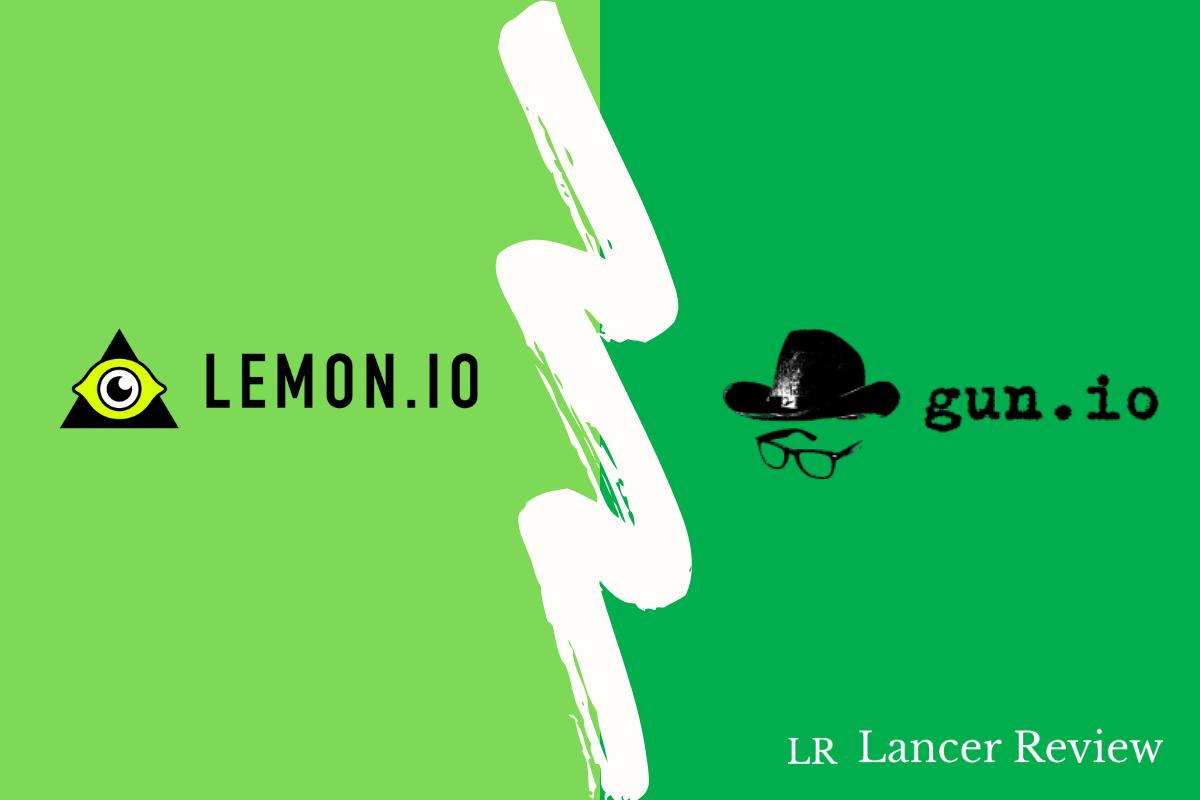 Lemon.io vs Gun.io