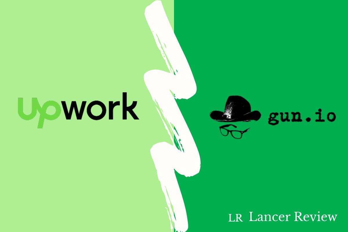 Upwork vs Gun.io