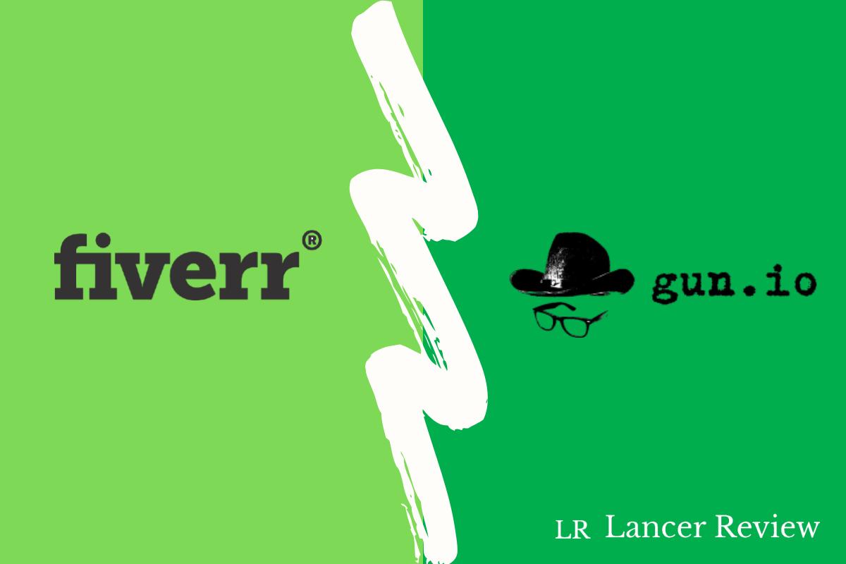 Fiverr vs Gun.io