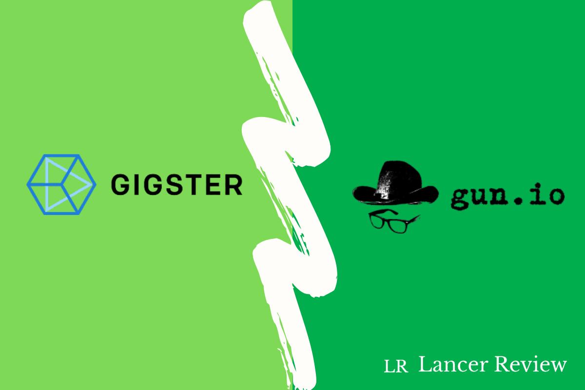 Gigster vs Gun.io