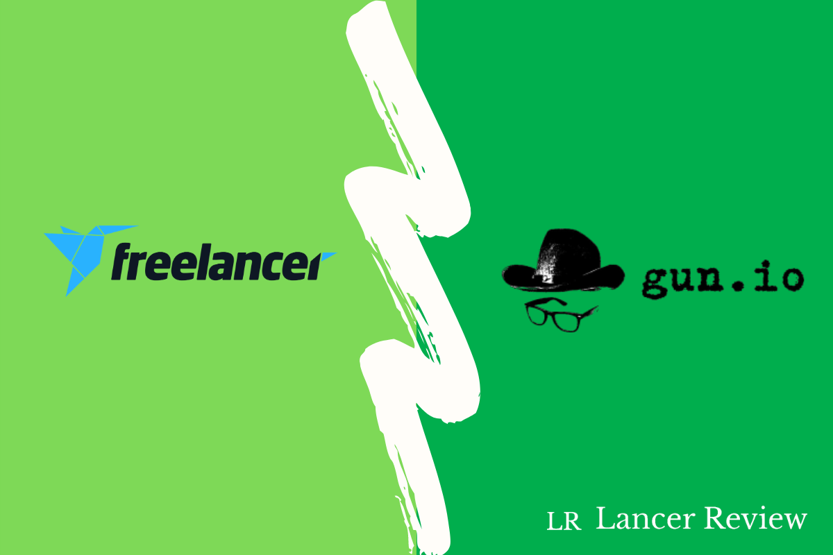 Freelancer.com vs Gun.io