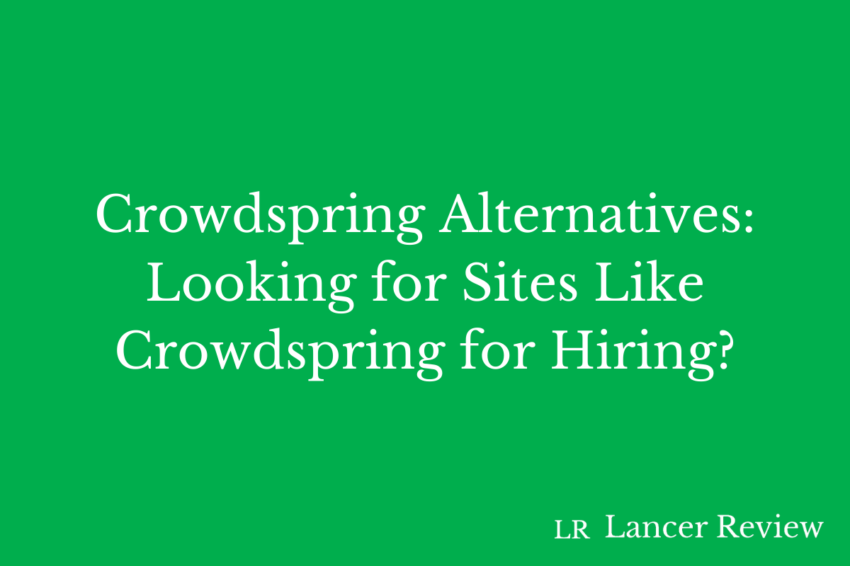 CrowdSpring Alternatives