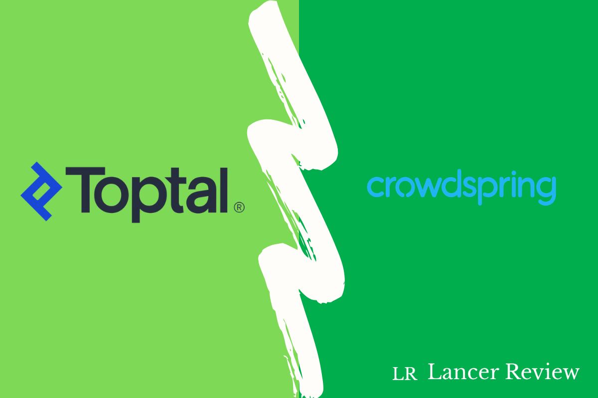 Toptal vs Crowdspring