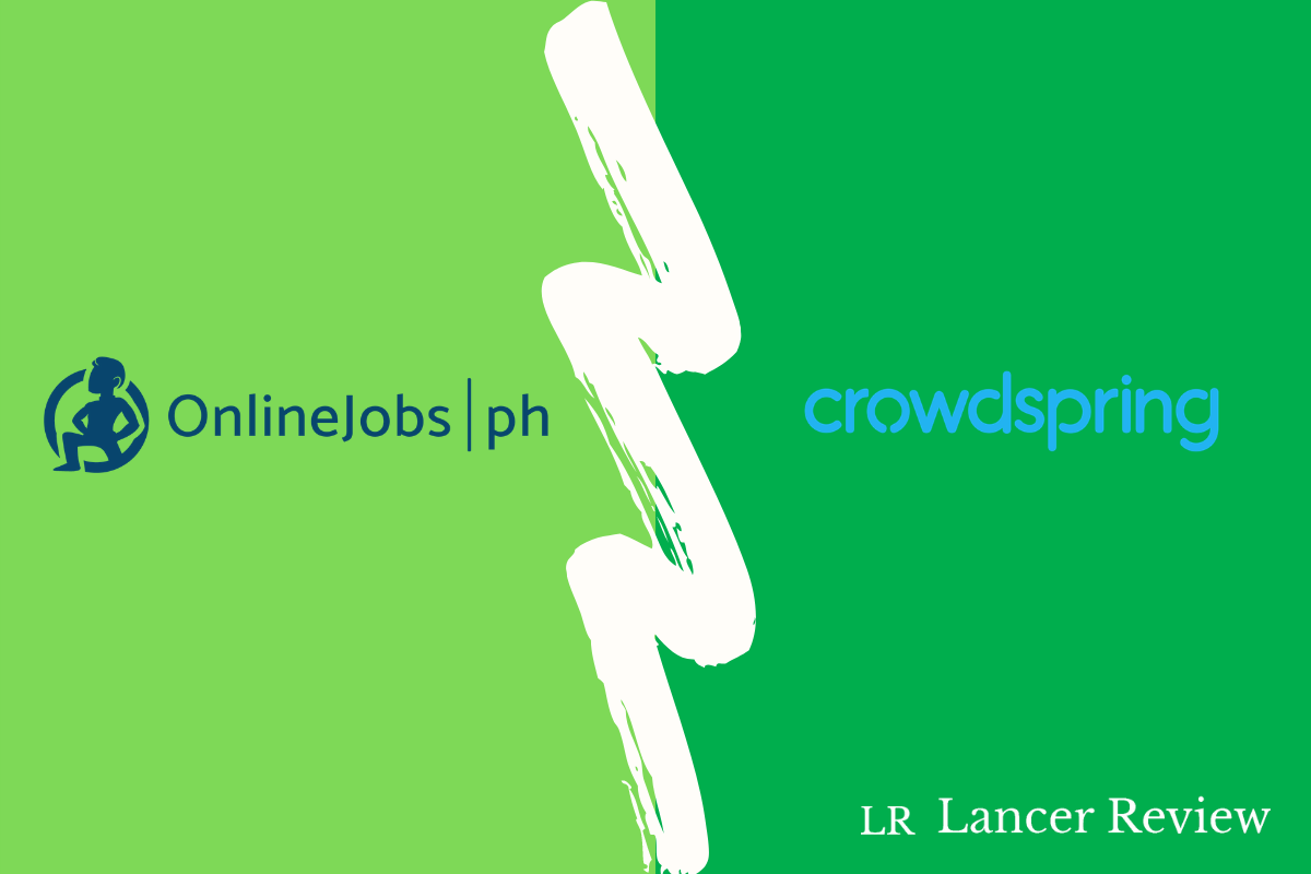 OnlineJobs.ph vs Crowdspring