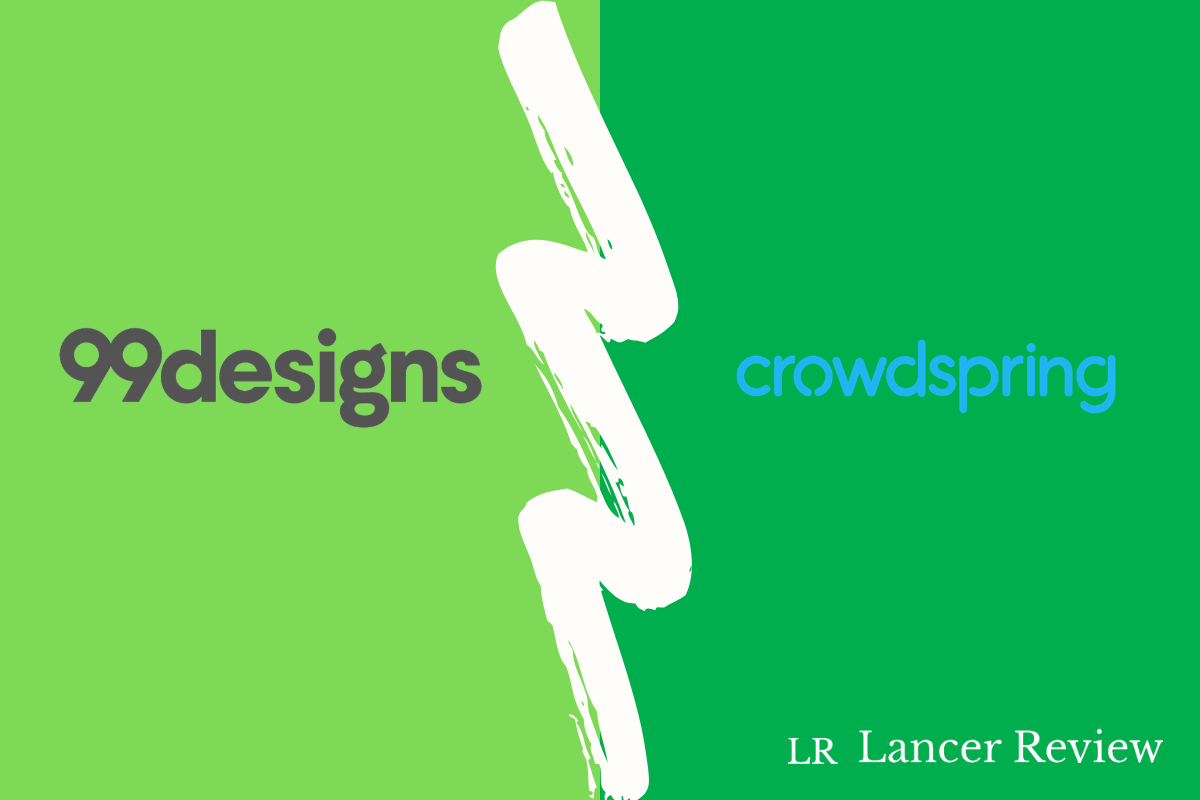 99Designs vs Crowdspring