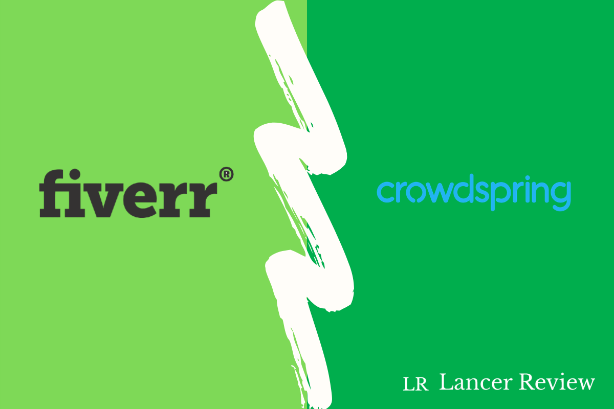 Fiverr vs Crowdspring