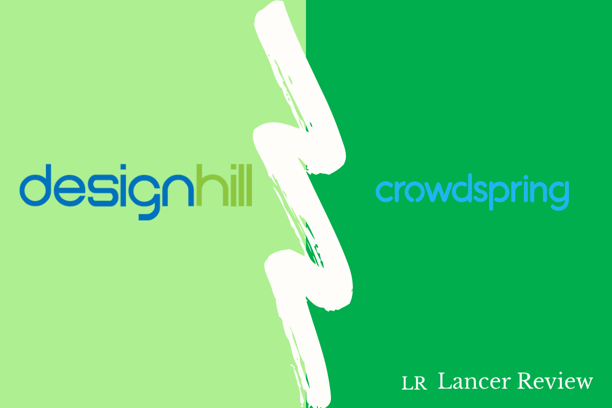 Designhill vs Crowdspring