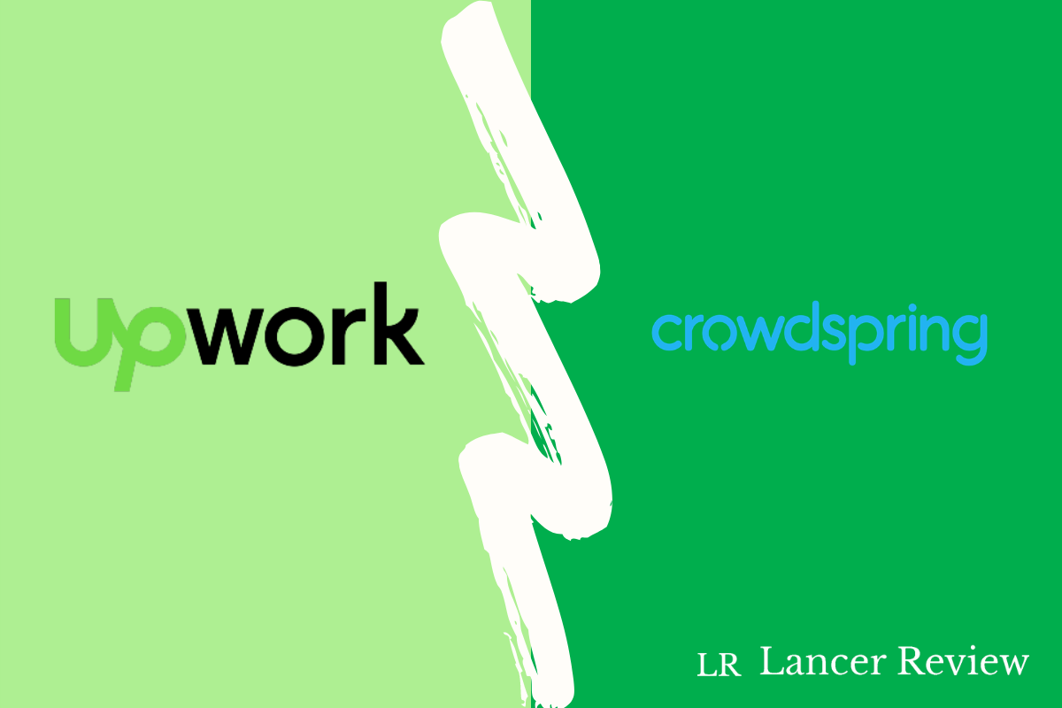 Upwork vs Crowdspring
